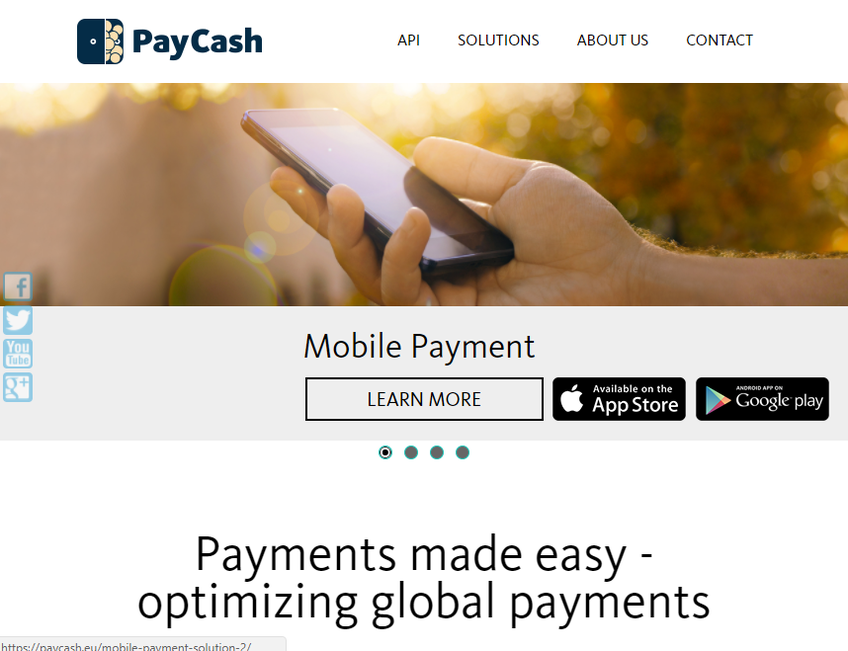 PayCash screenshot