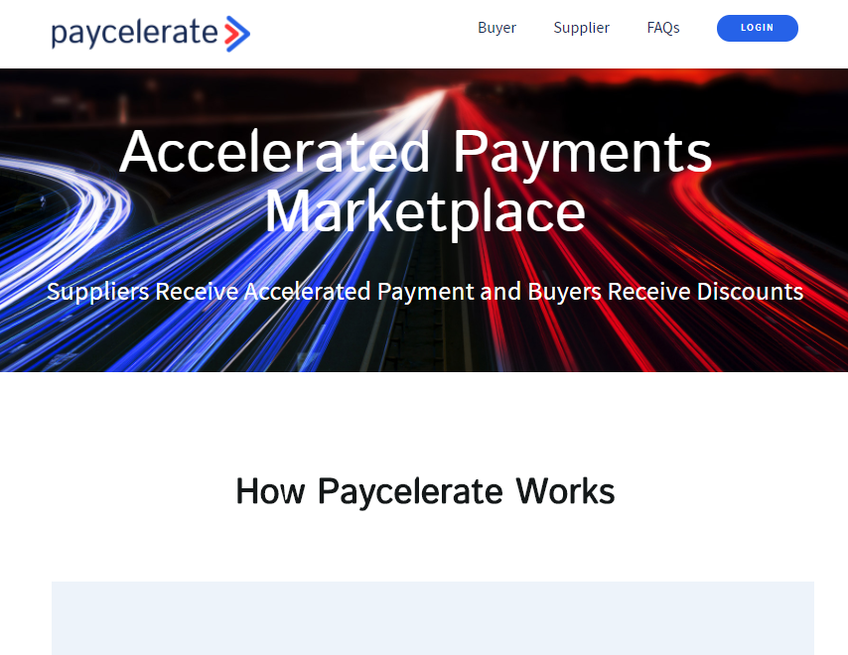 Paycelerate screenshot