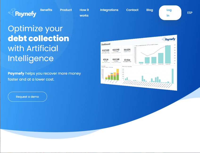 Paymefy screenshot