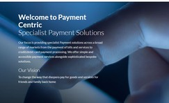 Payment Centric image