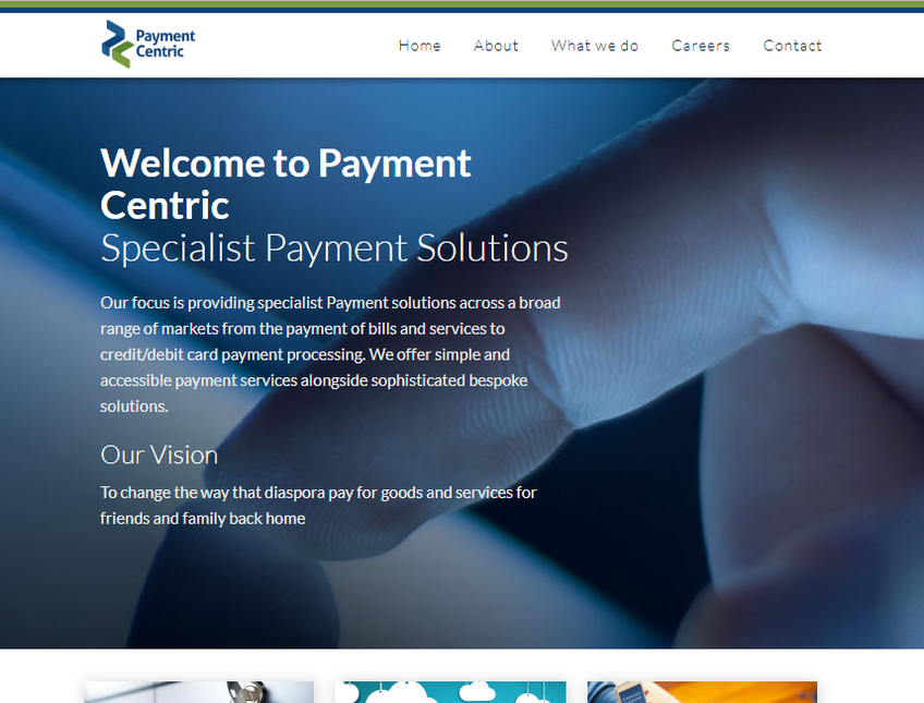Payment Centric screenshot