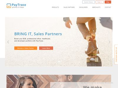PayTrace image