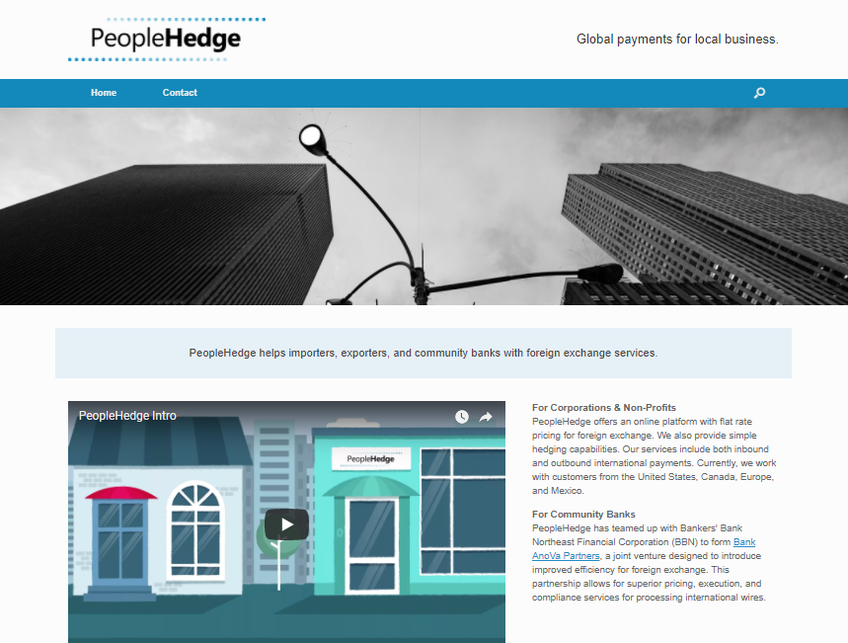 PeopleHedge screenshot