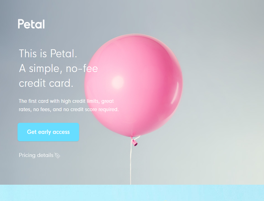 Petal screenshot