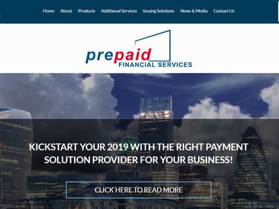 Prepaid Financial Services image