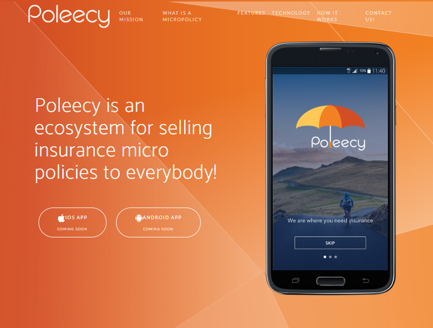 Poleecy screenshot