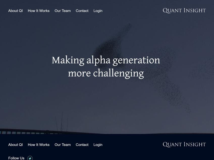 Quanta Insight screenshot