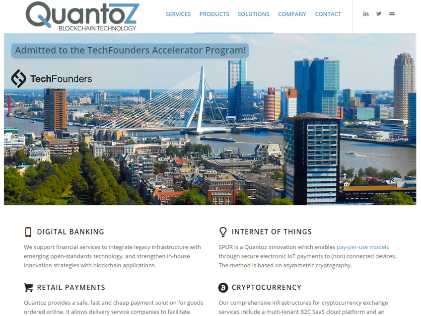 Quantoz screenshot