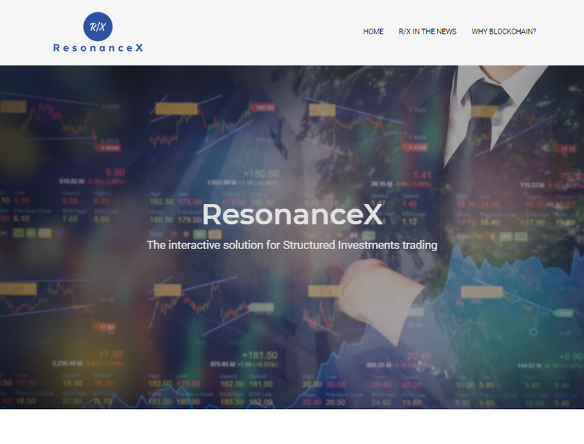 ResonanceX screenshot