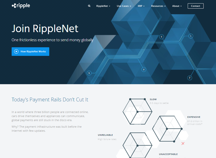 Ripple screenshot