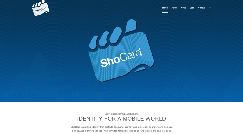 ShoCard screenshot