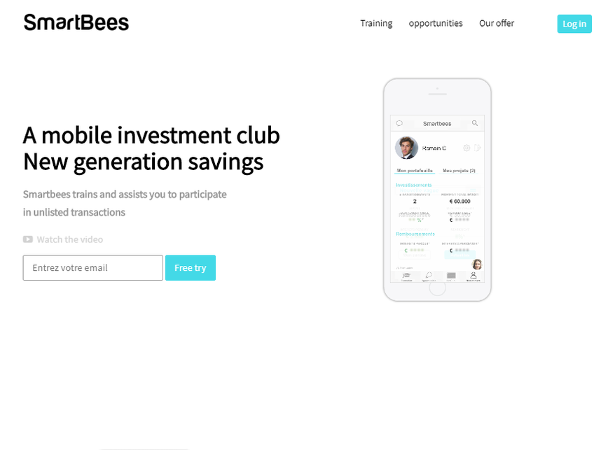 Smartbees screenshot