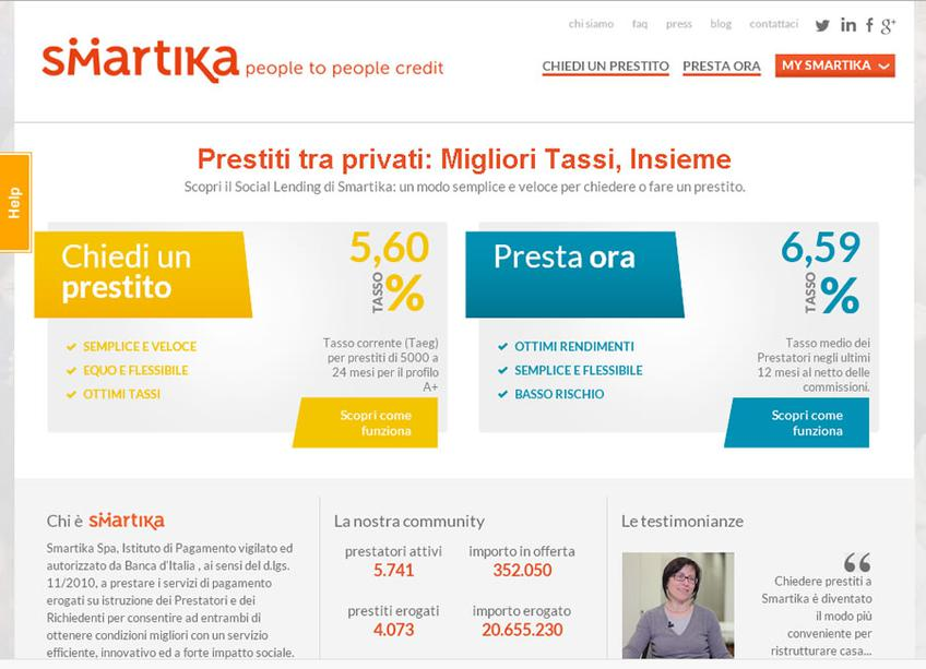 Smartika screenshot
