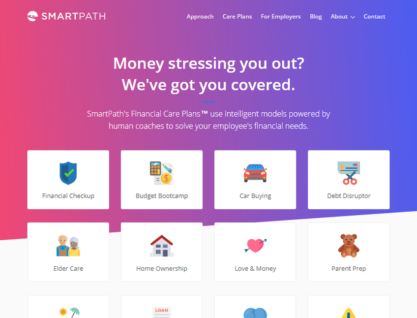 SmartPath Financial Wellness screenshot