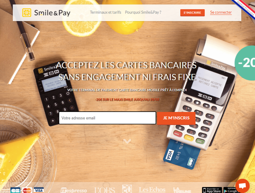 Smile&Pay screenshot