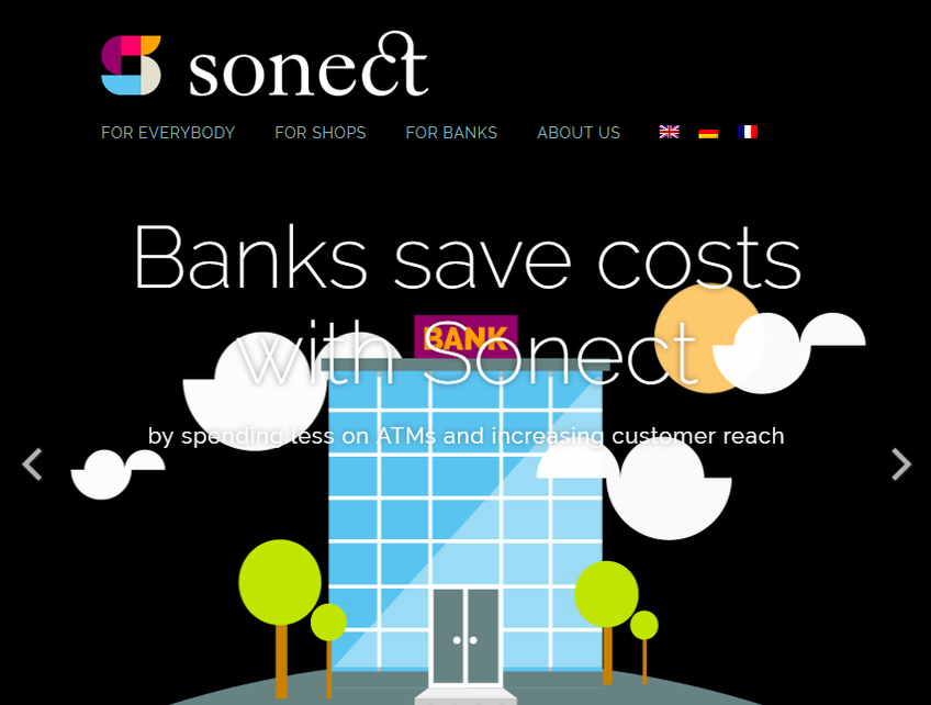 Sonect screenshot