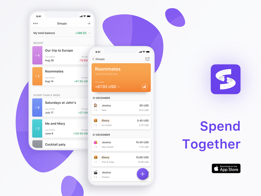 Spend Together screenshot