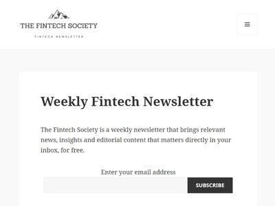 The Fintech Society image