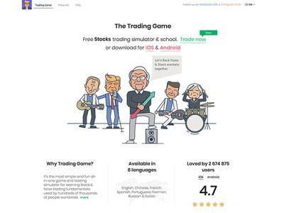 The Trading Game image