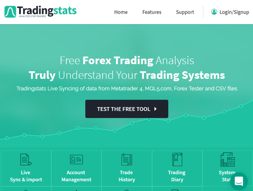 Tradingrex screenshot