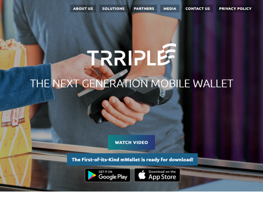 Trriple screenshot