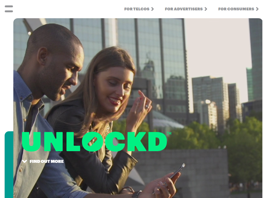 Unlockd screenshot