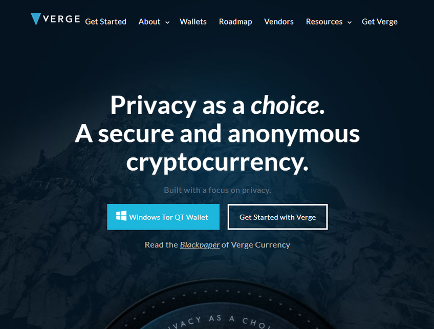 Verge Currency screenshot