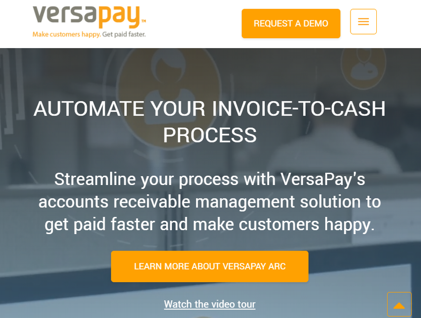 VersaPay screenshot