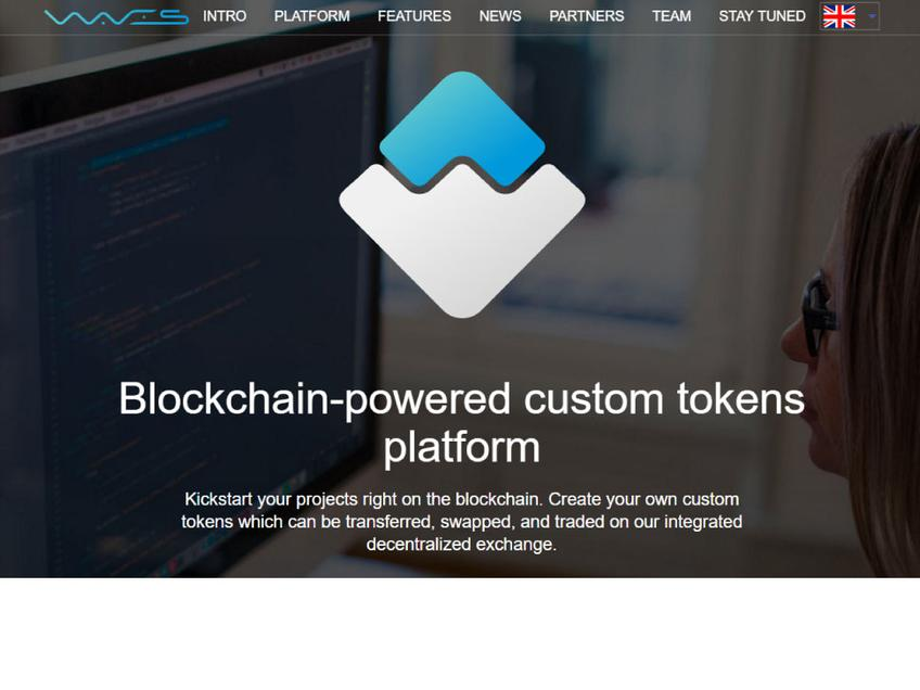 Waves Platform screenshot