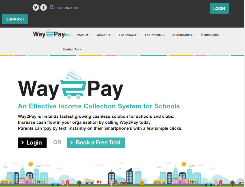 Way2Pay screenshot