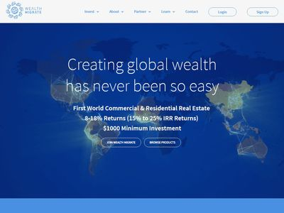 Wealth Migrate image