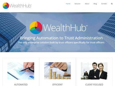 WealthHub Solutions image