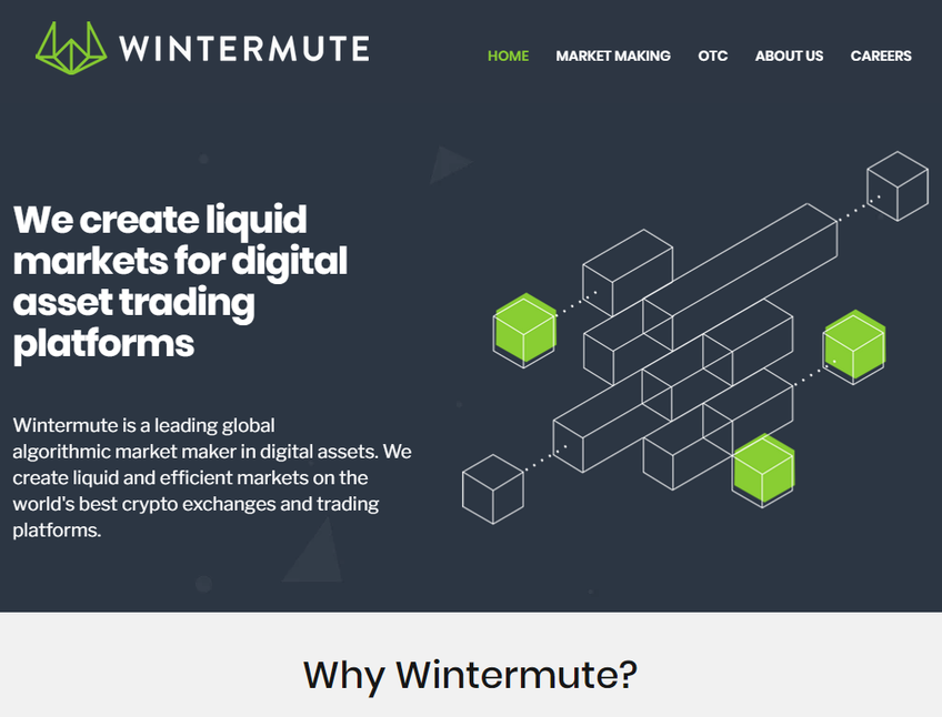 Wintermute screenshot