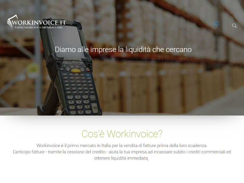 WorkInvoice screenshot