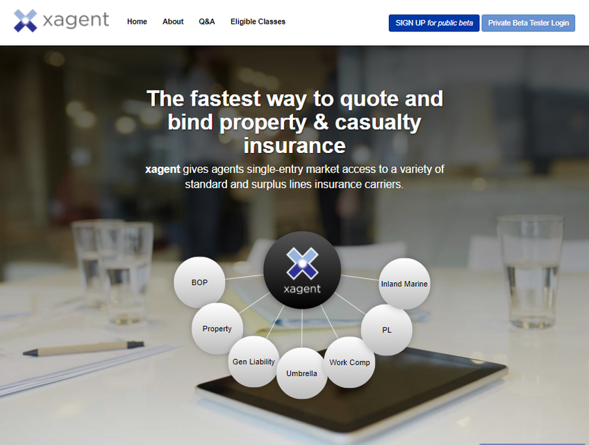 Xagent screenshot