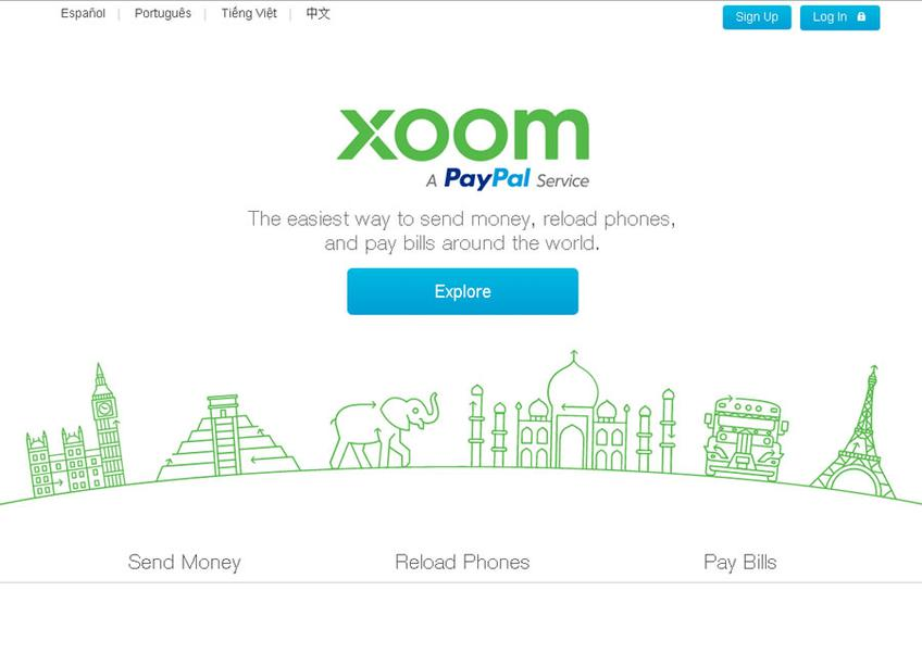 Xoom screenshot