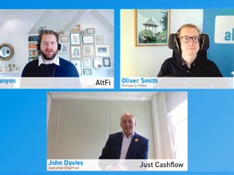 Just Cashflow launches Perseverance and Determination Award 2021 to recognise fintech leaders - AltFi image