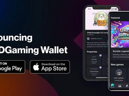 DGaming Release 'Mainstream Ready' Crypto Gaming Wallet Into iOS & Play Stores image