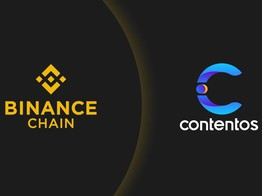 Contentos Joining Binance Chain to Explore the Content Blockchain Ecology in a Win-win Cooperation image