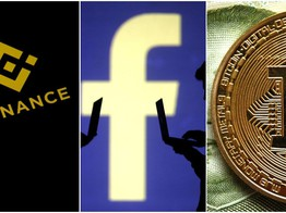 Facebook, Binance, Chinese Yuan Combine to Boost Bitcoin above $9000 image