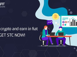 Trade in Crypto and Earn in Fiat - Get STC Now! image