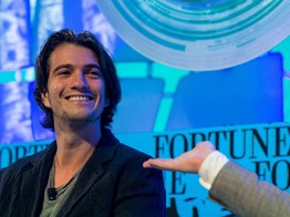 WeWork CEO Profits in Millions as 'Landlord' from $47 Billion Startup: Report image