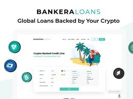 Bankera Loans Introduces the Lowest Loan Minimum on the Crypto Lending Market image