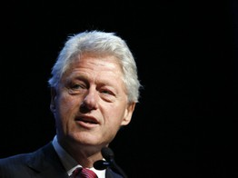 Blockchain Has 'Staggering' Potential, Pres. Bill Clinton Tells Ripple Conf. image