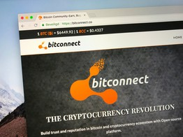 Bitconnect '2.0' Countdown Looks to Resurrect Greatest Crypto Ponzi Ever image