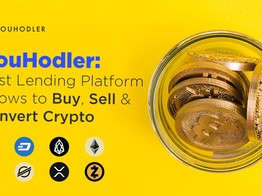 YouHodler: First Lending Platform Allows to Buy, Sell and Convert Crypto image