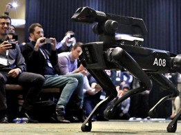 Boston Dynamics, Maker of Scary Fast Robots, Raises $37 Million from Softbank; Sales to Begin in 2019 image