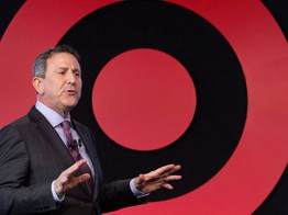 Target CEO Isn't Scared of Amazon's Grocery Foray as Online Sales Jump 31% image
