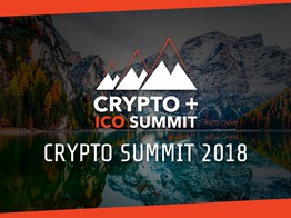 Are We Close to 'Crossing the Chasm' of Mass Adoption of Blockchain Tech - Find the Answer in Zurich at Crypto Summit image