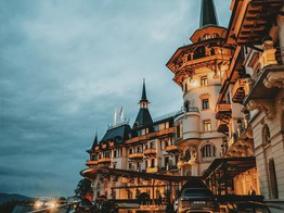 Swiss Alps 5-Star Hotel is Switzerland's First Luxury Hotel to Accept Bitcoin image